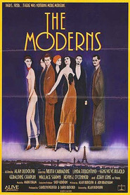 The Moderns - movie with Keith Carradine.