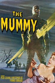 The Mummy - movie with Peter Cushing.