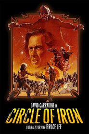Circle of Iron - movie with Roddy McDowall.