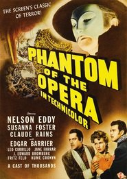 Phantom of the Opera - movie with Fritz Feld.