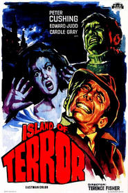 Island of Terror - movie with Peter Cushing.