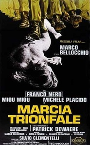 Marcia trionfale - movie with Massimo Boldi.