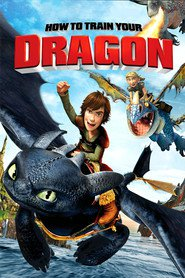 Animation movie How to Train Your Dragon.