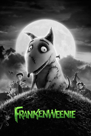 Animation movie Frankenweenie.