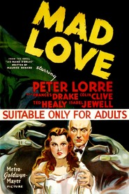 Mad Love - movie with Peter Lorre.