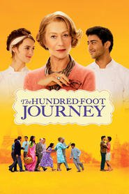 The Hundred-Foot Journey - movie with Helen Mirren.