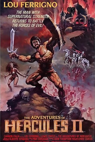 Le avventure dell'incredibile Ercole is the best movie in Lou Ferrigno filmography.