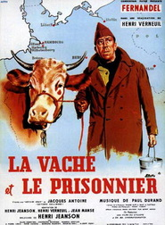 La vache et le prisonnier is the best movie in Fernandel filmography.