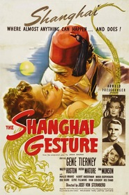 The Shanghai Gesture - movie with Eric Blore.