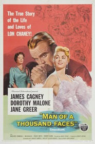 Man of a Thousand Faces - movie with Dorothy Malone.