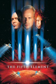 The Fifth Element - movie with Milla Jovovich.