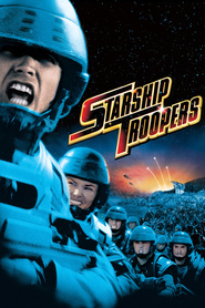 Starship Troopers - movie with Clancy Brown.