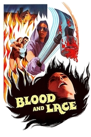 Film Blood and Lace.