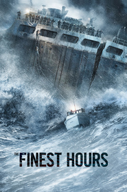 The Finest Hours is the best movie in Kyle Gallner filmography.
