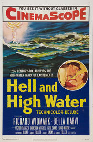 Hell and High Water is the best movie in David Wain filmography.