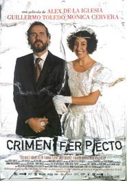 Crimen ferpecto is the best movie in Guillermo Toledo filmography.