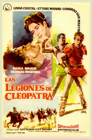 Le legioni di Cleopatra is the best movie in Linda Cristal filmography.