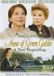 Anne of Green Gables: A New Beginning - movie with Barbara Hershey.