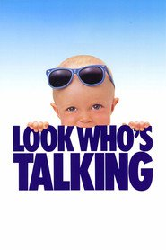 Look Who's Talking - movie with John Travolta.