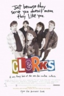 Clerks. film from Kevin Smith filmography.