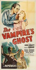 The Vampire's Ghost is the best movie in Jimmy Aubrey filmography.