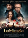 Les Misérables - movie with Hugh Jackman.
