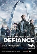 Defiance - movie with Graham Greene.