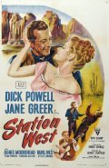 Station West - movie with Agnes Moorehead.