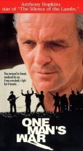 One Man's War - movie with Anthony Hopkins.