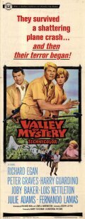Valley of Mystery - movie with Fernando Lamas.