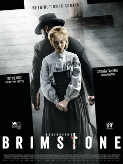 Brimstone - movie with Carice van Houten.