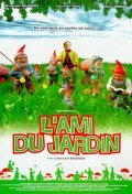 L'ami du jardin - movie with Antoine Chappey.