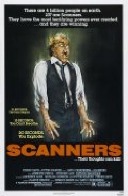 Scanners film from David Cronenberg filmography.