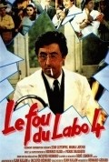 Le fou du labo IV - movie with Jean Lefebvre.