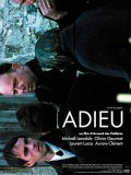 Adieu - movie with Aurore Clement.