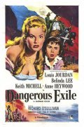Dangerous Exile - movie with Martita Hunt.