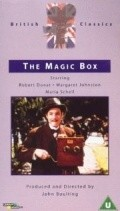 The Magic Box is the best movie in Richard Attenborough filmography.