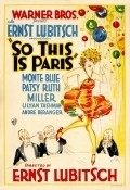 So This Is Paris film from Ernst Lubitsch filmography.