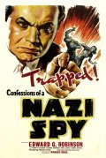 Confessions of a Nazi Spy is the best movie in George Sanders filmography.