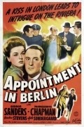 Appointment in Berlin - movie with George Sanders.