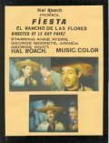 Fiesta is the best movie in Jorge Negrete filmography.
