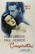 The Conspirators - movie with Paul Henreid.