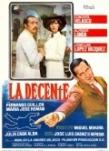 La decente - movie with Jose Luis Lopez Vazquez.