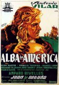 Alba de America - movie with Eduardo Fajardo.