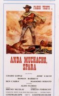 Anda muchacho, spara! - movie with Eduardo Fajardo.