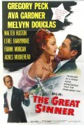 The Great Sinner - movie with Agnes Moorehead.