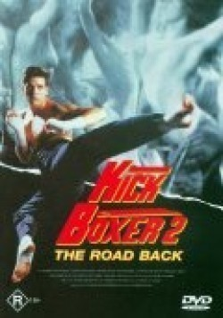 Kickboxer 2: The Road Back - movie with Peter Boyle.