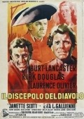 The Devil's Disciple is the best movie in Burt Lancaster filmography.