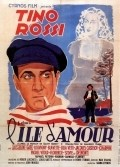L'ile d'amour - movie with Michel Vitold.