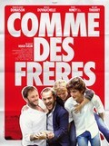 Comme des frères is the best movie in Lannick Gautry filmography.